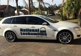 National Locksmiths Mobile Commodore